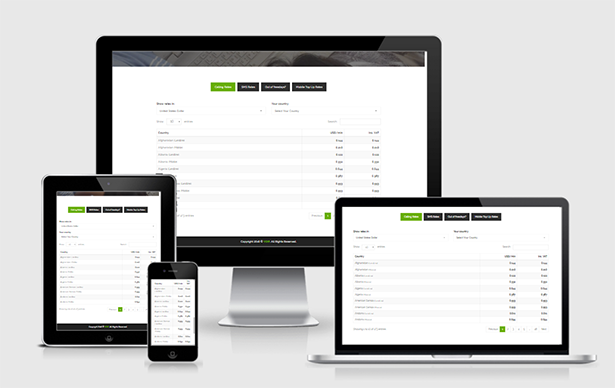 BizWalls   Responsive VOIP & Virtual Phone Business WordPress Theme, Gobase64